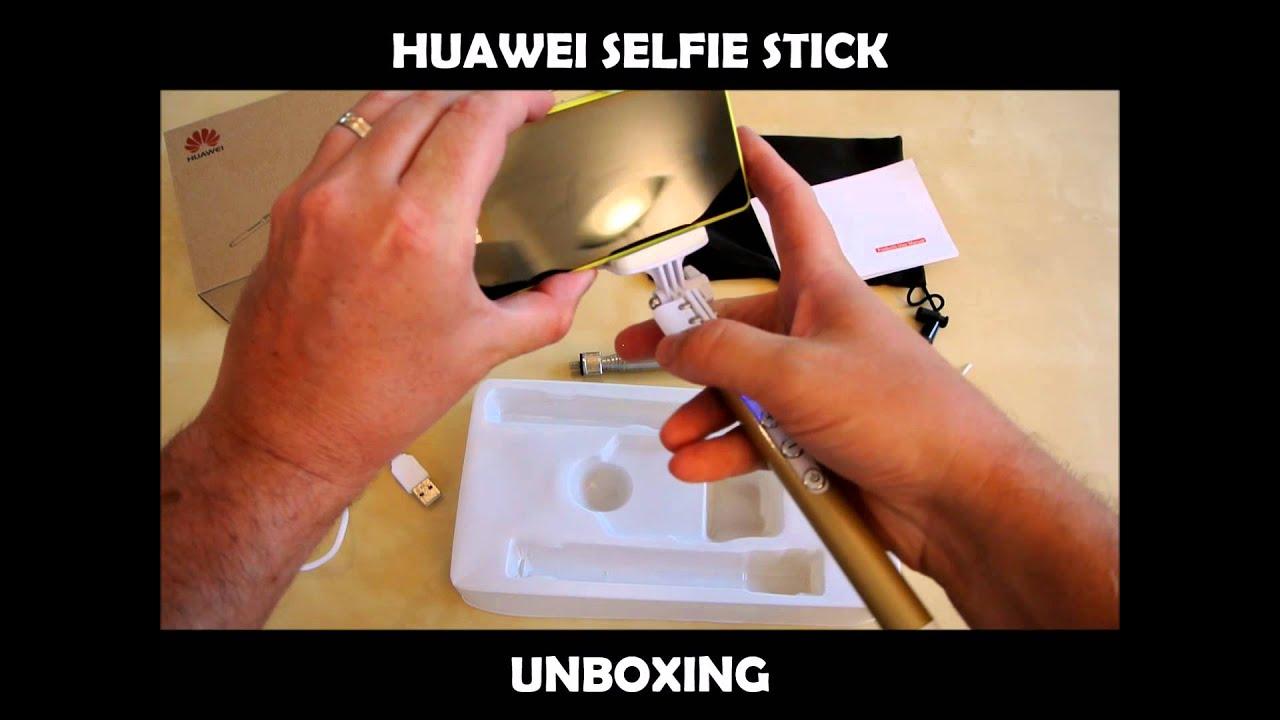 huawei selfie stick unboxing youtube. Black Bedroom Furniture Sets. Home Design Ideas
