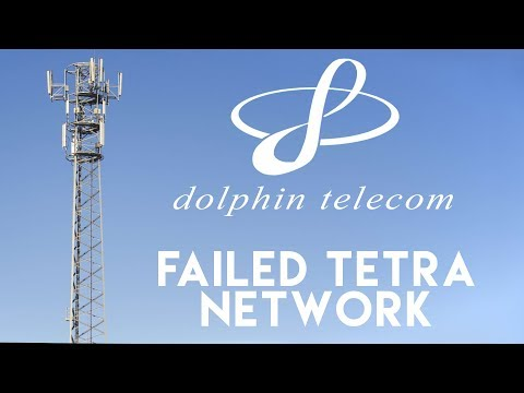 Dolphin Telecom TETRA Network - A Commercial Failure