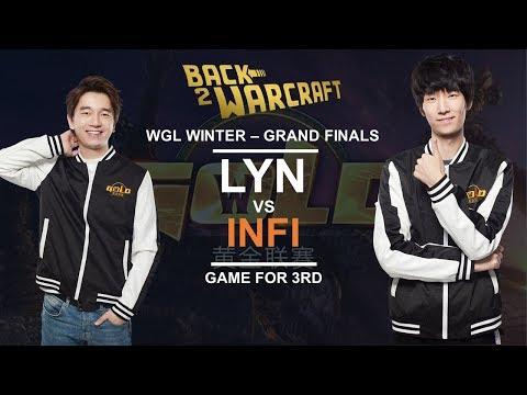 WGL:W Grand Finals 2018 - Game For 3rd: [O] Lyn Vs. Infi [N]