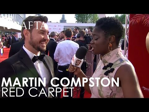 Martin Compston on Line of Duty | BAFTA TV Awards 2018
