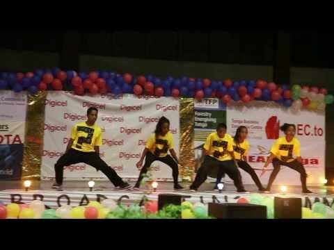 ICON Tonga Presents // Surprise Dance Crew // Cool90 FM Hip Hop Competition 2013
