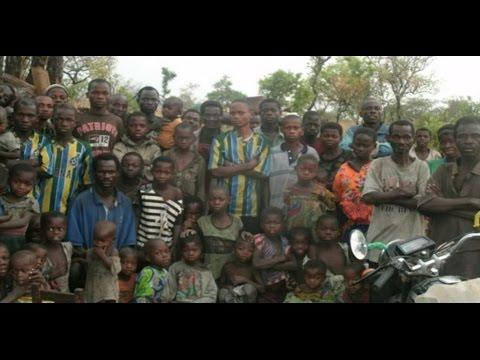RD CONGO, Batwa bazali bato pamba te