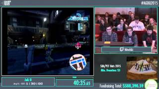 Awesome Games Done Quick 2015 - Part 148 - Jak II by Nitrofski