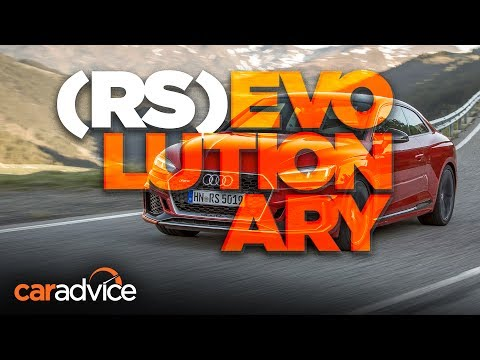 2017 Audi RS5 review | CarAdvice