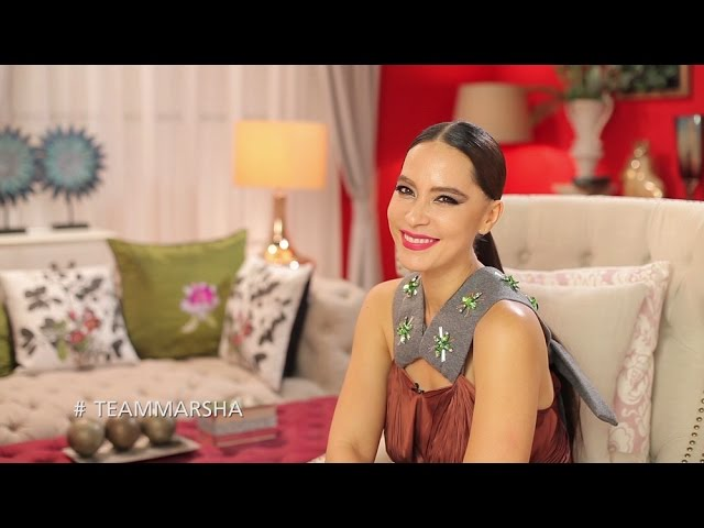 MENTOR MARSHA : The Face Thailand Season 3