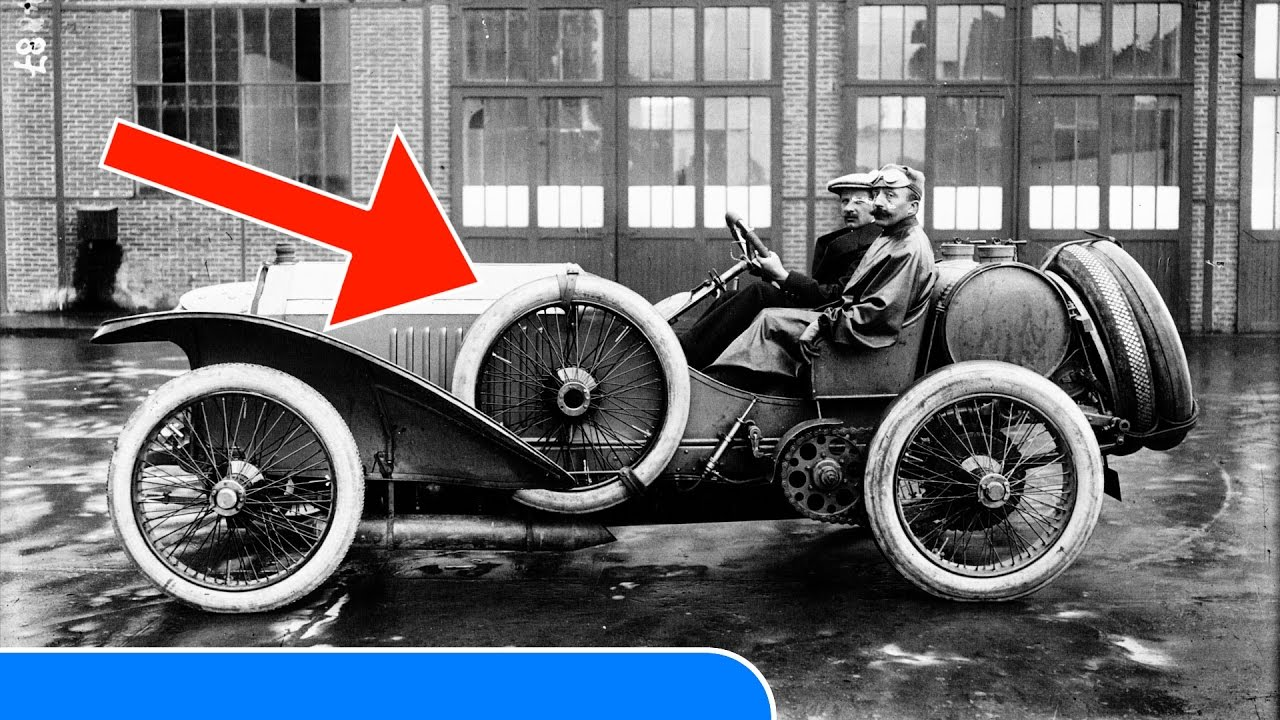 25 RARE old Photos of Cars in 1900s you HAVE TO SEE TO BELIVE - YouTube