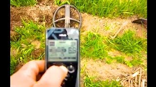 XP Deus настройки в поле и огороде:) XP Deus Settings in the garden and field!
