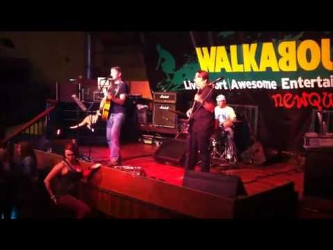 Medicinal Purposes Live @ Walkabout Newquay Cornwall July 2012