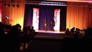 2013 DC Bachata Congress - Pony (Girls Duo Routine)