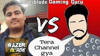 Razerblade VS Gaming Guru and Nerd Controversy || Is Guru savage ? || Full controversy ||