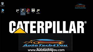 Caterpillar Complete System ( SIS + ET + Factory password + HIS + Flash Files +VIMSPC)