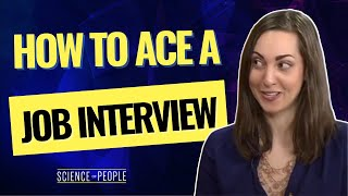 Ace a Job Interview with Body Language