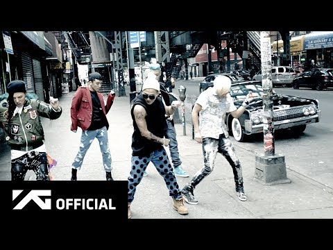 BIGBANG  BAD BOY MV