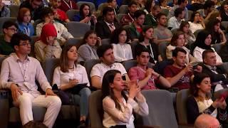 Doç Dr Ufuk Akçiğit - Türk Hava Yolları Bilim Elçileri Zirvesi 2018
