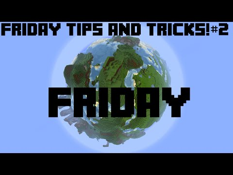 [Friday! Tips & Tricks!] #2 Mountains/Hills w/ WorldEdit and w/out