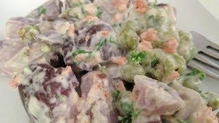 Caribbean Potato Salad : Potato Salad Recipes