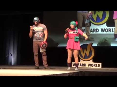 Cleveland Ohio 2017 Comic Con Costume Contest