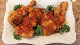 Dad's Simple Chicken Marinara: Classy Cookin' With Chef Stef