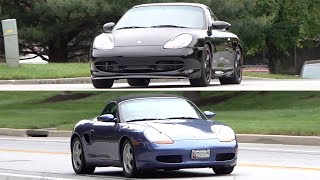 PCA Spotlight: What goes into a pre-purchase inspection of a 996-gen 911 and 986-gen Boxster