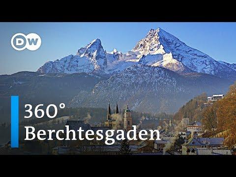 #360Video: Berchtesgaden und die Alpen   DW Reise