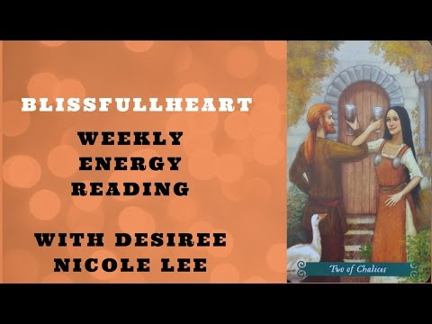 Energy Reading Dec. 17th ~ 27th ~ So much love and blessings