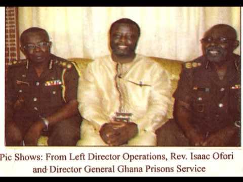 Anas and Rev  Isaac Ofori