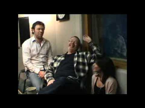 Interview With Ted, Kim & Kemp Of The CHOM 97 7 Morning Show