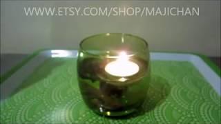 MONEY DRAWING- OIL LAMP