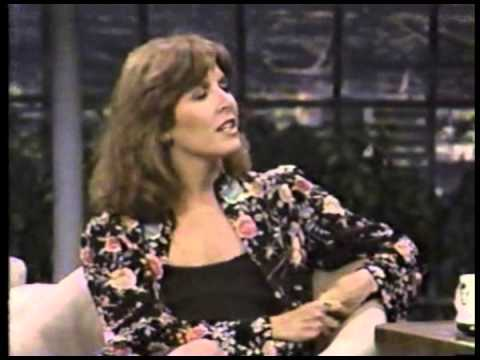 Carrie Fisher's 1st Appearance On Johnny Carson