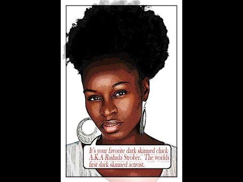 Dark Skin Activist Random Chat