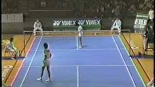 Badminton JAPAN OPEN 1981 MS Final (1/3)