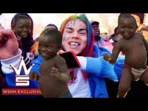"""6IX9INE Feat. Fetty Wap & A Boogie """"KEKE"""" AFRICAN VERSION"""