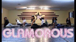 FERGIE ft. LUDACRIS - GLAMOROUS | #theINstituteofDancers | Choreography Imani