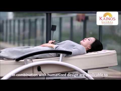 KGJ6LSPB: KAINOS Leg & Spine Physiotherapy Bed