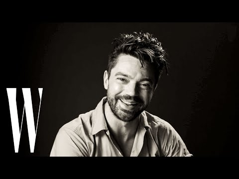 Dominic Cooper on Seth Rogen, Preacher, and Ferris Bueller's Day Off  Screen Tests  W Magazine