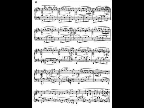 Ashkenazy plays Rachmaninov Prelude Op.23 No.4 in D major