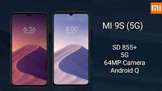 XIAOMI MI 9S (5G) Powered by SD 855+, 64MP Camera, 5G, Price Specs & Release Date