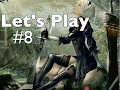 """Tackling TWO Goliaths!"" NieR Automata: Become As Gods Edition - Let's Play Pt. 8"