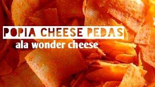 POPIA Cheese   POPIA cheese Pedas ala wonder cheese