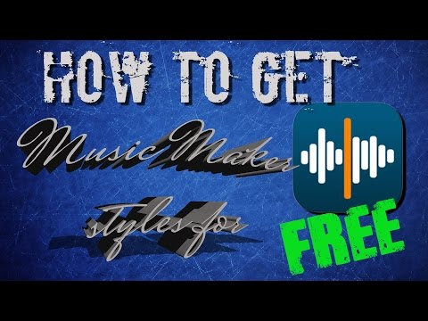 How to get: Magix Music Maker Jam Styles for Free Android [Lucky Patcher/Root]