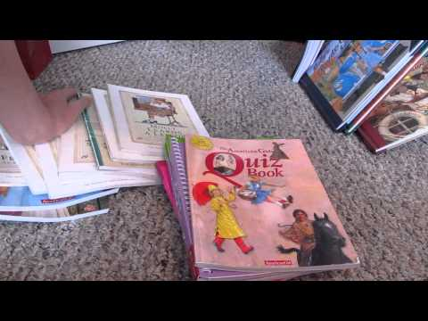 My American Girl Book Collection - Part 1