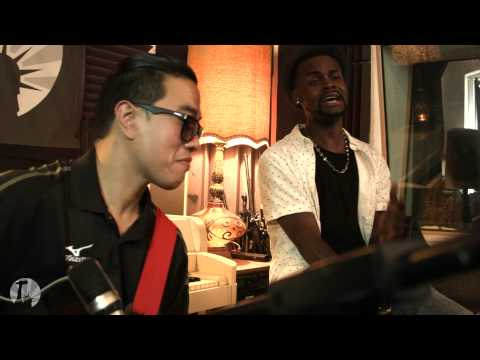"""Shaliek - The Past (NYCROPHONE's """"Acoustic Gold"""" at ishlab studio)"""