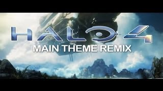 "Halo 4 Remix -  Main Theme ""To Galaxy"" (Orchestra Version by Plasma3Music & Pl511)"