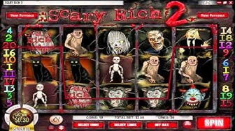 FREE Scary Rich 2 ™ slot machine game preview by Slotozilla.com