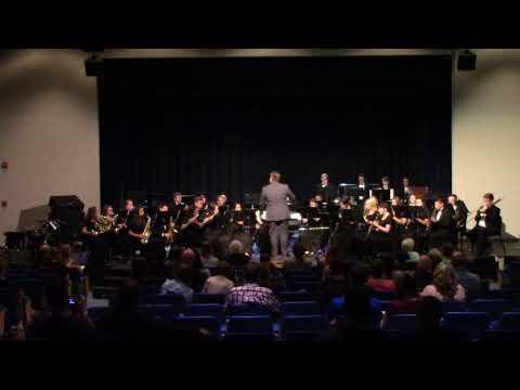 WHHS Wind Ensemble Alumni Concert 5-5-18