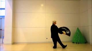 FanTango Tai chi Kung Fu Fan 52 (Abanico) -1st year  moves 1 to 26