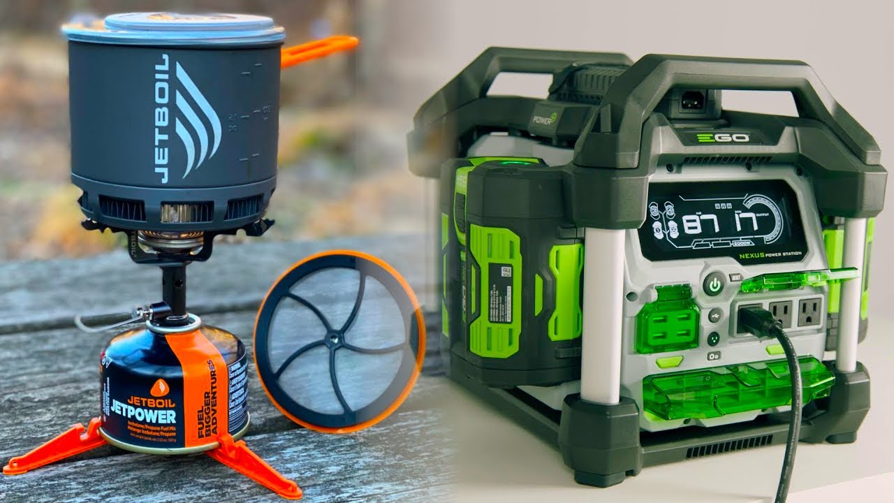TOP 10 COOL CAMPING GEAR & GADGETS YOU MUST HAVE 2021