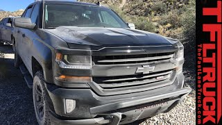 2016 Chevy Silverado Z71 Trail Dictator Off-Road Parts & Accessories Review