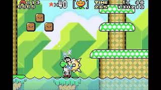 Super Mario World: Super Mario Advance 2- Game Boy Advance FULL RUN (Part 1)