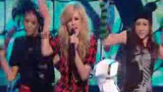 Diana Vickers - Girlfriend Live show 9 Semifinal( X Factor 2008)